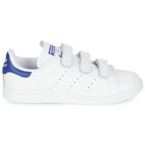 Adidas Chaussures STAN SMITH CF blanc - Taille 36,38,40,42,44,46,36 2/3,37 1/3,38 2/3,39 1/3,40 2/3,41 1/3,42 2/3,43 1/3,44 2/3,45 1/3,46 2/3,47 1/