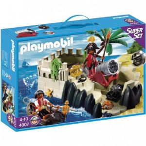 Playmobil 4007 - Superset repaire des pirates