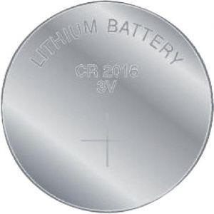 Kodak Pile bouton lithium CR2016 - Tension 3 V