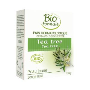 Bio formule Pain Dermatologique - Tea Tree - 100 g