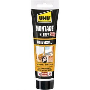 UHU 47800 - Colle de fixation Universal, sans solvants, tube de 200g