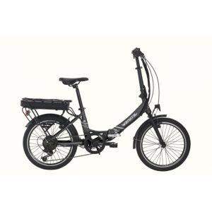 Wayscral Vélo Électrique Pliant Takeaway E100 20'' Noir (batterie Incluse)
