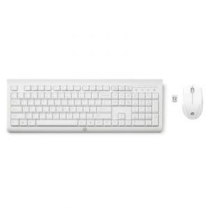 HP M7P30AA - Pack clavier + souris C2710 sans fil