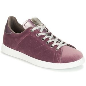Victoria Baskets basses DEPORTIVO TERCIOPELO violet - Taille 36,37,38,39,40,41,35
