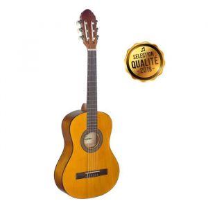 Stagg C410 M Nat C410 Guitare classique Taille 1/2 - Naturel transparent