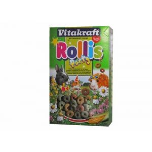 Vitakraft Friandise rongeurs Rollis Party 500 g