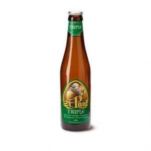 Brasserie Sterkens St Paul Triple - Bière Blonde - 33 cl - 7.6 %