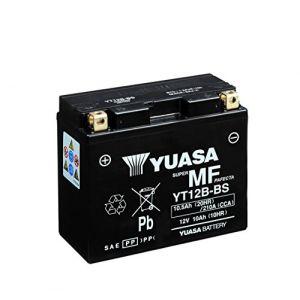 Yuasa YT12B-BS Batterie de Moto