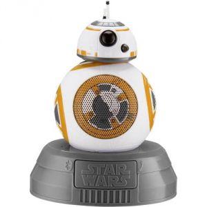 iHome Enceinte Bluetooth lumineuse Star Wars BB-8