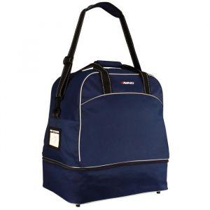 Avento Sac de sport - Bleu marine - Bleu marine- 100% polyester déperlant - Compartiment à chaussures - Renforcement PVC