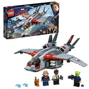 Lego Marvel - 2019 - Captain Marvel et l'attaque du Skrull - 76127