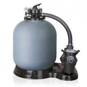 Gre Filtre à Sable 8 m3/h FS500