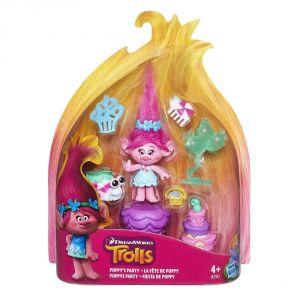 Hasbro La fête de Poppy Trolls