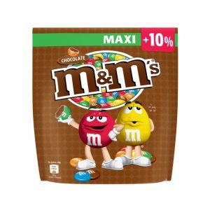 M&m's Choco pochon 500g +10% - Le pochon de 500g + 10% gratuit