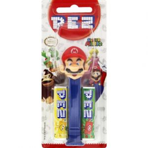 Pez Bonbons parfums fruits - Le paquet de 34g