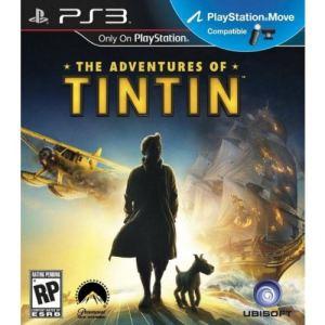 Les Aventures de Tintin : Le Secret de la Licorne sur PS3