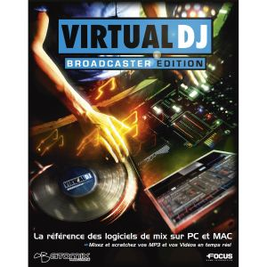 Virtual Dj Home - Broadcaster Edition [Mac OS, Windows]