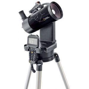 National geographic 9062100 Télescope automatique Noir