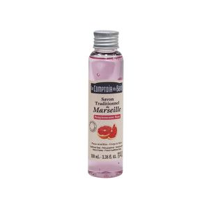 Le Comptoir du Bain Savon traditionnel de Marseille Pamplemousse Rose 100ml