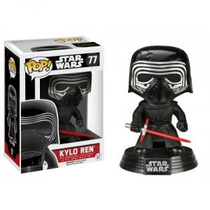 Funko Figurine Pop! Star Wars : Episode 7 Kylo Ren Exclu