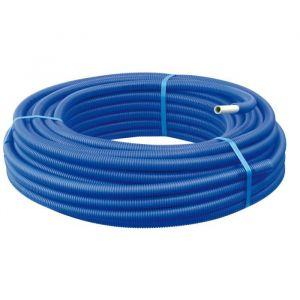 Somatherm 100m Tube Multicouche Ø16x2,0 Prégainé Bleu