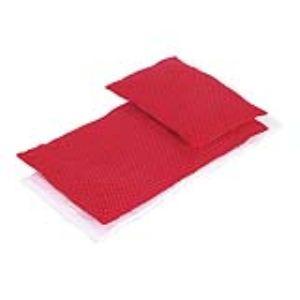 Pinolino Textile pour lit de poupon 3 pièces