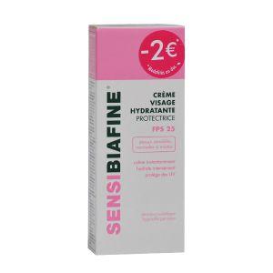 Biafine SensiBiafine - Crème visage hydratante SPF25