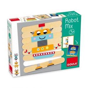 Goula Jeu éducatif Robot Mix