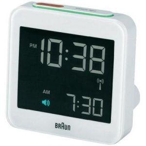 Braun BNC009 - Réveil radio piloté multibande XL