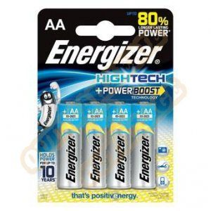 Energizer 4 piles AAA / LR03 High Tech