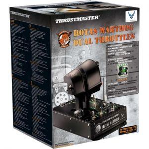 ThrustMaster Hotas Warthog Dual Throttle - Manette de jeu