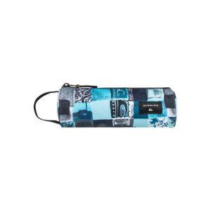 Quiksilver Trousse PENCILO PRINT bleu - Taille Unique