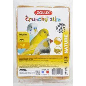 Zolux Echaudés Nutrislim Nature 20 g pour oiseaux