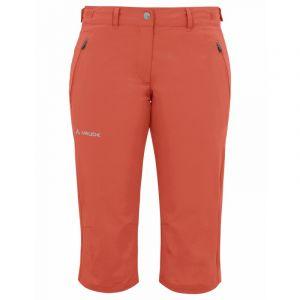 Vaude Pantalons Farley Stretch Capri Ii - Hotchili - Taille 42