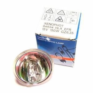 Osram Ampoule halogène EFR 64634HLX A1/232 15 V GZ6.35 150W blanc