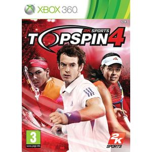 Top Spin 4 [XBOX360]