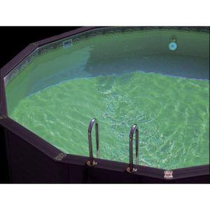 Aqualux Projecteur multicouleur LED pour piscine hors sol