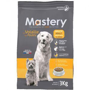 Mastery Croquettes chien Adult à la volaille 3 kg