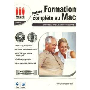 Formation complète au Mac [Mac OS]