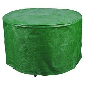 Bosmere Products Ltd P340 Protection d'écran Plus 4 Siège réversible pour Table Circulaire – Vert/Noir