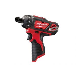 Milwaukee M12 BD-0 - Visseuse compacte 12V