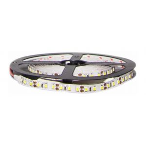 Silamp Ruban LED 12V 5M 2835 IP20 120LED/m - couleur eclairage : Blanc Chaud 2300K - 3500K