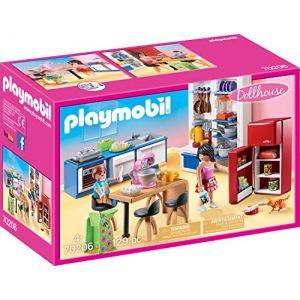Playmobil 70206 - Cuisine familiale Dollhouse