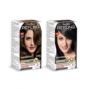 Renée Blanche Crème colorante Refling - Noir 1 N
