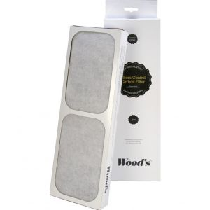 Woods Filtre à charbon actif pour purificateur d'air AL 300