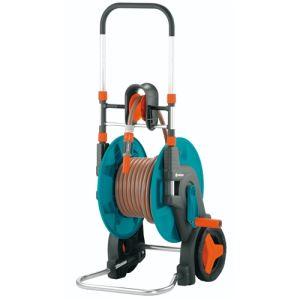 Gardena 60 HG Set - Dévidoir pour tuyau d'arrosage + tuyau 20 m