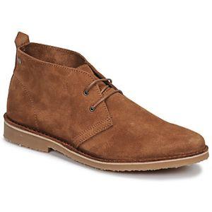Jack & Jones Boots GOBI SUEDE Marron - Taille 40,41,42,43,44,45,46