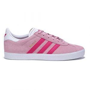 Adidas Gazelle J, Chaussures de Fitness Mixte Enfant, Rose