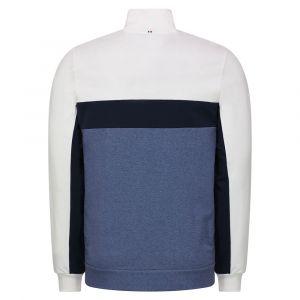 Le Coq Sportif Sweat-shirt TRI Saison Sweat 1/2 Zip N°1 bleu - Taille EU S,EU M,EU L,EU XL