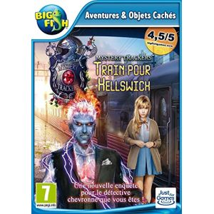 Mystery Trackers : Train pour Hellswich [PC]